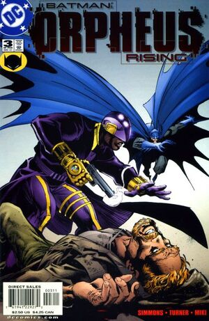 Batman Orpheus Rising Vol 1 3