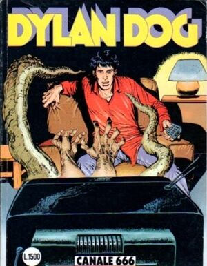 Dylan Dog Vol 1 15