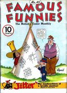 Famous Funnies Vol 1 45