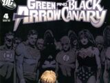 Green Arrow and Black Canary Vol 1 4