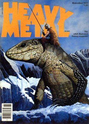 Heavy Metal Vol 1 8