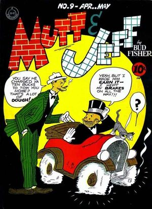 Mutt & Jeff Vol 1 9