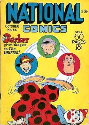 National Comics Vol 1 56