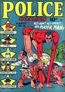Police Comics Vol 1 8