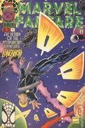 Professor Xavier and the X-Men -Marvel Fanfare Flipbook Vol 1 14-B