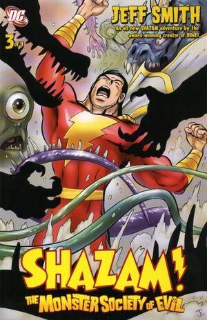 Shazam Monster Society of Evil Vol 1 3
