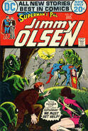 Superman's Pal, Jimmy Olsen Vol 1 151