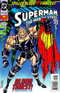 Superman Man of Steel Vol 1 29