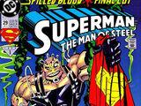 Superman: Man of Steel Vol 1 29
