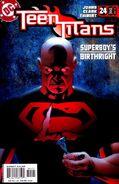 Teen Titans Vol 3 24