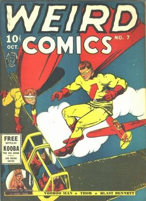 Weird Comics Vol 1 7
