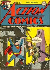 Action Comics Vol 1 77