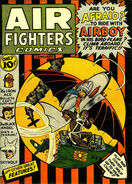 Air Fighters Comics Vol 1 4