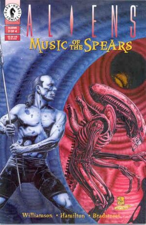 Aliens Music of the Spears Vol 1 3