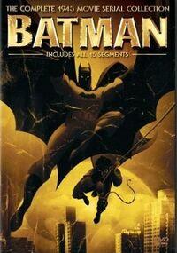 Batman 1943 Serial DVD