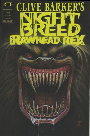 Clive Barkers Nightbreed Vol 1 13