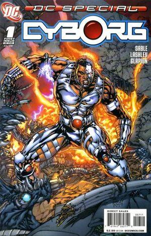 DC Special Cyborg Vol 1 1