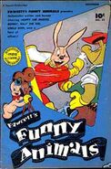 Fawcett's Funny Animals Vol 1 55
