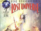 Gene Roddenberry's Lost Universe Vol 1 2