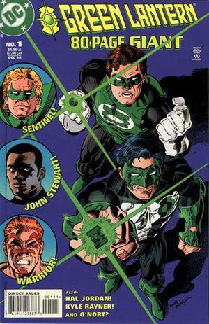 Green Lantern 80-Page Giant Vol 1 1