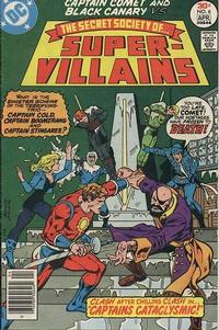 Secret Society of Super-Villains Vol 1 6