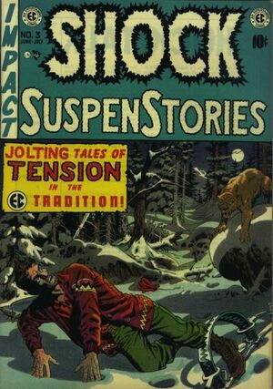 Shock SuspenStories Vol 1 3