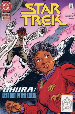 Star Trek (DC) Vol 2 33