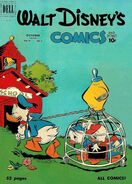 Walt Disney's Comics and Stories Vol 1 121