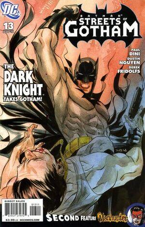 Batman Streets of Gotham Vol 1 13