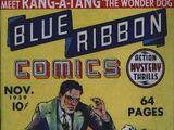 Blue Ribbon Comics Vol 1