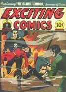 Exciting Comics Vol 1 14