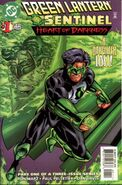 Green Lantern Sentinel Heart of Darkness Vol 1 1