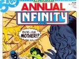 Infinity Inc. Annual Vol 1 1
