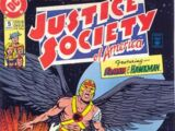 Justice Society of America Vol 1 5