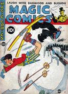 Magic Comics Vol 1 30