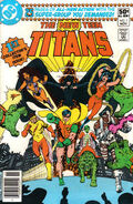New Teen Titans Vol 1 1