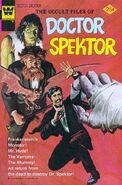 Occult Files of Dr. Spektor Vol 1 9 Whitman