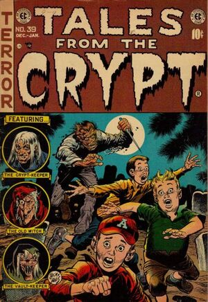 Tales from the Crypt Vol 1 39