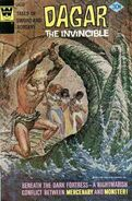 Tales of Sword and Sorcery Dagar the Invincible Vol 1 17 Whitman