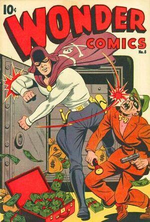 Wonder Comics Vol 1 8