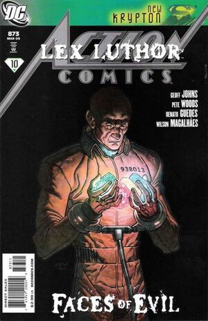Action Comics Vol 1 873