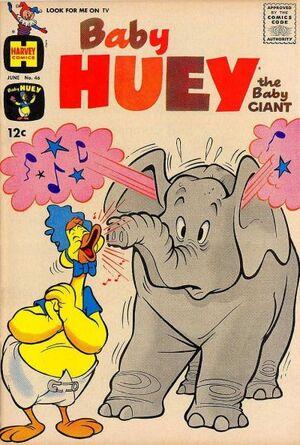 Baby Huey Vol 1 46