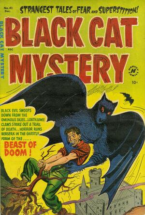 Black Cat Mystery Comics Vol 1 41
