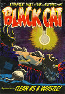 Black Cat Mystery Comics Vol 1 49