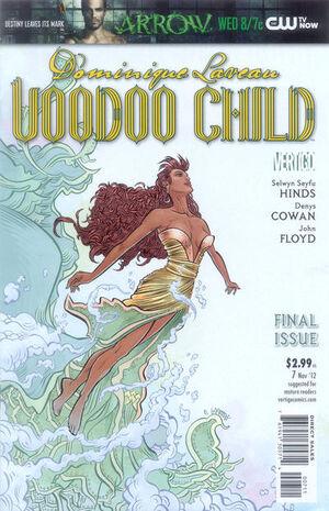 Dominique Laveau Voodoo Child Vol 1 7