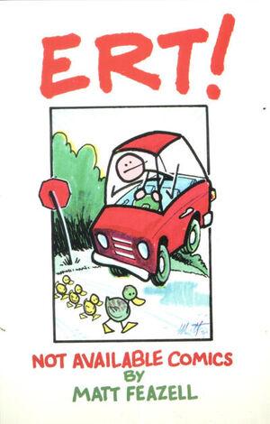 Ert! Not Available Comics Vol 1 1