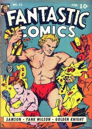 Fantastic Comics Vol 1 15