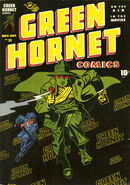 Green Hornet Comics Vol 1 31