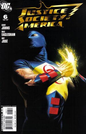 Justice Society of America Vol 3 6