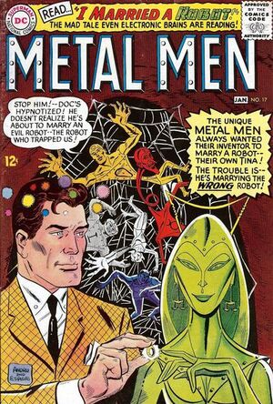Metal Men Vol 1 17